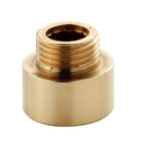 Brass Thread Reducer 1 inch Female to 3/4 inch Male - 50102722